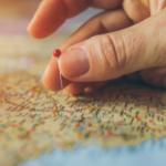 会社名を検索したら地図に表示されますか?